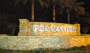 13_PGA_entrance at night