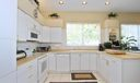 Spacious and bright kitchen