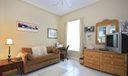 Convertible bedroom/den