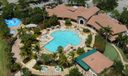 Aerial View of Community Clubhouse/Pool