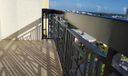 Nice long balcony'