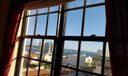 Intracoastal views inside master bedroom
