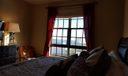 Views inside master bedroom