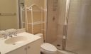 2nd bathroom walkin shower