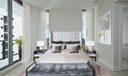 Guest Bedroom Facing North