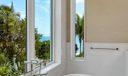 Bath with Ocean Views