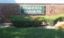 Tequesta Gardens Entrance