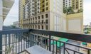 12_balcony_701 S Olive Avenue #303_Two C