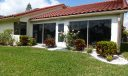 Back-Fully Enclosed A/C Florida Room