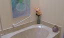 Master Bathroom Roman Tub