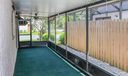 Gardens of Woodberry_ Screened Patio