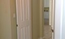 Entrance to mastersuite