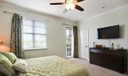 Master Suite/French Doors