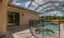 Screened Patio/Pool