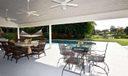 Open Outdoor living space