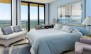 Direct Ocean Views From Guest Bedroom