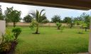 Huge private back yard