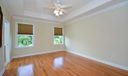 14- Master Suite- Tray Ceiling & Crown