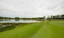 Golf and Lake view
