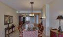 221 Ocean Grande Unit 406 Dining Room