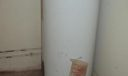 Water Heater in garage