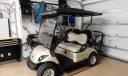 Optional Golf Cart