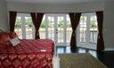 MASTER BEDROOM VIEWS OF LAKE