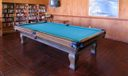 Half Moon Bay - Clubhouse Pool Table