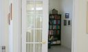 French Doors to Den (Bed 4)