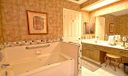 Master Bath with Separate Tub