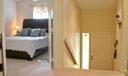 Double Doors to Second Bedroom