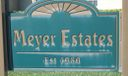 Meyer Estate Entrance Sign