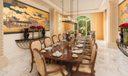Formal Dining Seats 16