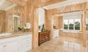 Imported Marble Master Bath