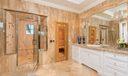 Master Bath & Sauna