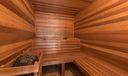 Teak Sauna