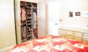 Guest nedroom with California closets (4
