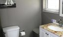 Master bathroom with combo shower tub (2