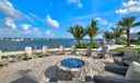 Water Front Fire Pit