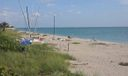 Jupiter Beach scene
