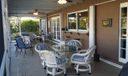 455 SF Screened Porch