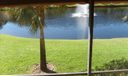 VIEW OF LAKE FROM SECOND BEDROOM