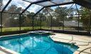 Screened pool & spa