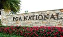 PGA National Sign