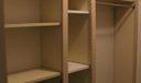 1st Master Closet- Left Side