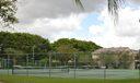Three Tennis Courts