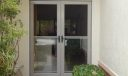 GLASS OR SCREEN FRONT DOORS