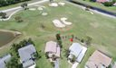 Home overlooks golf course