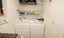 Indoor Laundry Room