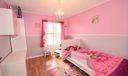 Bedroom 1 with chandelier!